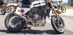 Off-road Style From Yamaha And Deus