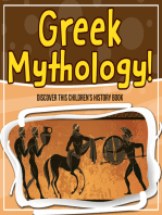 Greek Mythology! Discover This Children's History Book