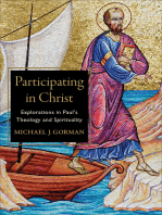 Participating in Christ