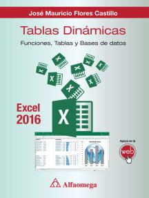 Tablas Dinámicas: Funciones, Tablas y Base de datos