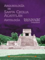 Arqueología de Santa Cecilia Acatitlán: Antología