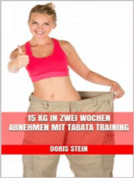 15 kg in zwei Wochen abnehmen mit Tabata Training