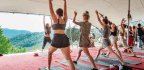 Boom In Wellness At Festivals As Young People Swap Hedonism For Yoga