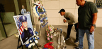 Suspects Arrested In Fatal Shooting Of LAPD Officer At Taco Stand
