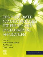 Graphene-based Nanotechnologies for Energy and Environmental Applications