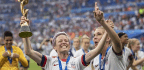 U.S. Women's Soccer Players Start To Cash In On Licensing — That's Using Your Bobblehead