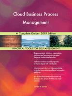Cloud Business Process Management A Complete Guide - 2019 Edition