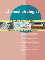 Channel Strategies A Complete Guide - 2019 Edition