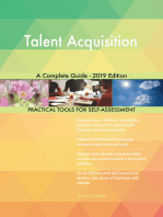 Talent Acquisition A Complete Guide - 2019 Edition