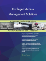 Privileged Access Management Solutions A Complete Guide - 2019 Edition