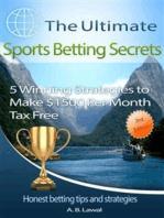 Confess secrets online betting im a celebrity betting ladbrokes poker