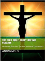 The Bible, Douay-Rheims, Complete