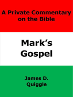 A Private Commentary on the Bible