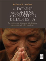 Le donne nell'ordine monastico buddhista