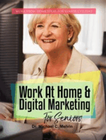 Work At Home And Digital Marketing For Seniors