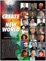 Let's Create A New World