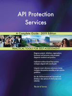 API Protection Services A Complete Guide - 2019 Edition