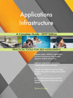 Applications Infrastructure A Complete Guide - 2019 Edition