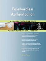 Passwordless Authentication A Complete Guide - 2019 Edition