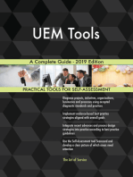 UEM Tools A Complete Guide - 2019 Edition