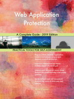 Web Application Protection A Complete Guide - 2019 Edition
