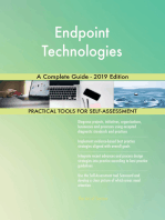 Endpoint Technologies A Complete Guide - 2019 Edition