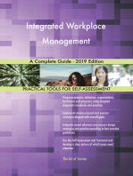 Integrated Workplace Management A Complete Guide - 2019 Edition