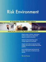 Risk Environment A Complete Guide - 2019 Edition