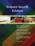 Endpoint Security Solutions A Complete Guide - 2019 Edition