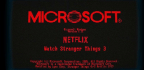 Microsoft's Retro Windows Teasers Emerge As A Stranger Things Promo