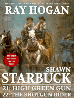 Shawn Starbuck Double Western 11