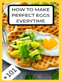 How to Make Perfect Eggs Everytime