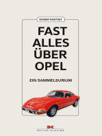 Fast alles über Opel: Ein Sammelsurium