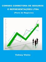Comseg Corretora De Seguros E Representações Ltda