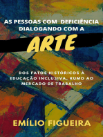 A Pessoa Com DeficiÊncia Dialogando Com A Arte