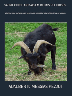 SacrifÍcio De Animais Em Rituais Religiosos