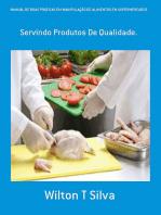 Manual De Boas PrÁticas Em ManipulaÇÃo De Alimentos Em Supermercados