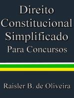 Direito Constitucional Simplificado