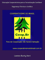 Educação Cooperativista Para A Terceirização Confiável