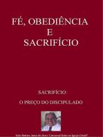 FÉ, ObediÊncia E SacrifÍcio