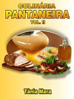 CulinÁria Pantaneira Vol Ii