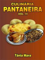CulinÁria Pantaneira Vol Iv