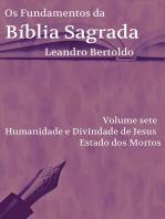 Os Fundamentos Da Bíblia Sagrada Volume Vii