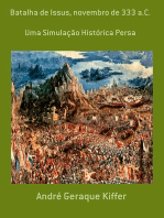 Batalha De Issus, Novembro De 333 A.C.
