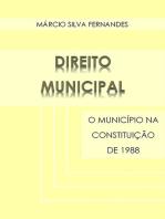 Direito Municipal O Município Na Constituição De 1988