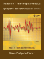 """""""hands On"""" - Fisioterapia Intensiva"""