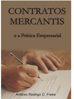 Contratos Mercantis E A Prática Empresarial