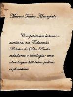 CompetÊncias Leitoras E Escritoras Na EducaÇÃo BÁsica De SÃo Paulo, Cidadania E Ideologia