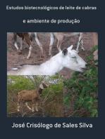 Estudo BiotecnolÓgico De Leite De Cabras