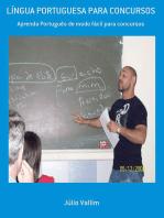 LÍngua Portuguesa Para Concursos